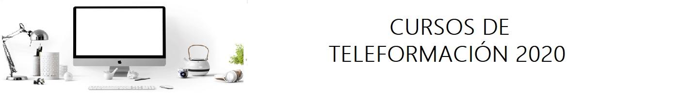 Cursos teleformación